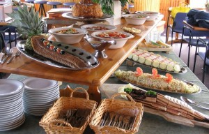 Frysk buffet