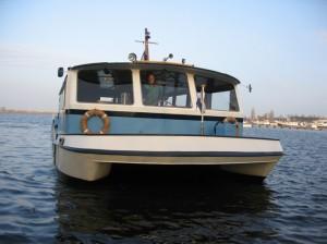 Catamaran Redbad